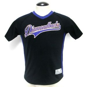 Arizona Diamondbacks Top Shirt Youth Sz M